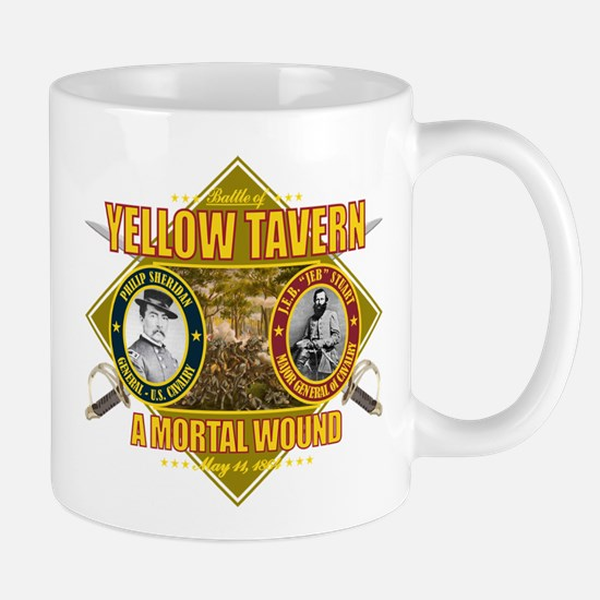 Yellow Tavern Mug