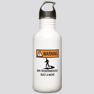 Spontaneous Dancer Stainless Water Bottle 1.0L