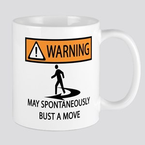 Spontaneous Dancer Mug