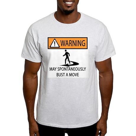 Spontaneous Dancer Light T-Shirt