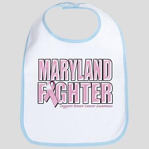 Maryland Breast Cancer Fighter Bib