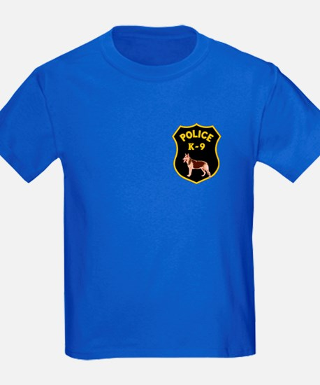 K9 Police Officers T