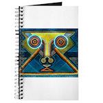 Dance Mask Journal