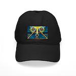 Dance Mask Black Cap