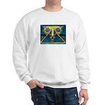Dance Mask Sweatshirt