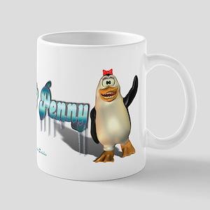 Mug  Percy & Penny Penguin