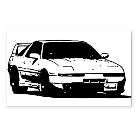 MKIII Toyota Supra Decal by MKIIISupraGraphic