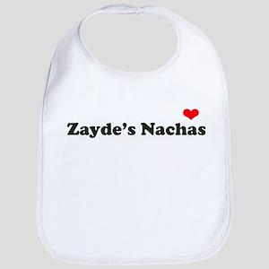 Zayde's Nachas Bib