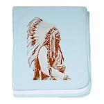 native american baby blanket