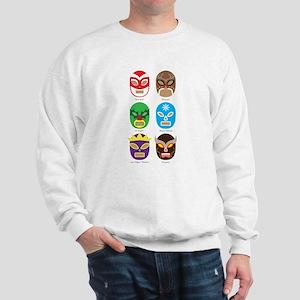 Lucha Libre Navidad Sweatshirt