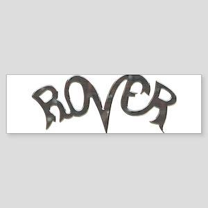Rover Sticker (Bumper)
