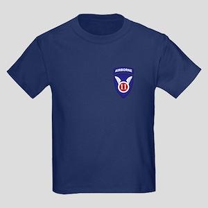 Airborne Kid's T-Shirt (Dark)