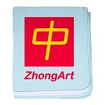 ZhongArt baby blanket