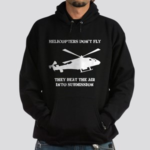 Helicopter Submission STYLE B Hoodie (dark)