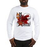 Blood in, Blood out MMA Long Sleeve T-Shirt