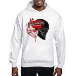 MMA Addict, In the Blood Hooded Sweatshirt