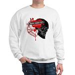 MMA Addict, In the Blood Sweatshirt