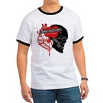 MMA Addict, In the Blood Ringer T