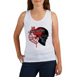 MMA Addict, In the Blood Women's Tank Top
