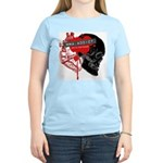 MMA Addict, In the Blood Women's Light T-Shirt