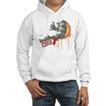 Fist, free to good home MMA Hooded Sweatshirt