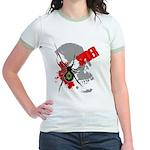 Spider Silva Jr. Ringer T-Shirt