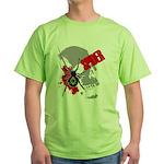 Spider Silva Green T-Shirt