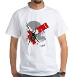 Spider Silva White T-Shirt