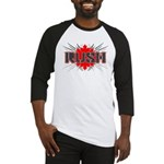 Rush, GSP fan Baseball Jersey