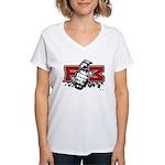Fedor fan Women's V-Neck T-Shirt