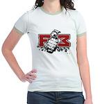 Fedor fan Jr. Ringer T-Shirt