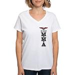 In Pain Women's V-Neck T-Shirt