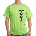 In Pain Green T-Shirt