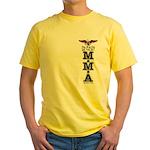 In Pain Yellow T-Shirt