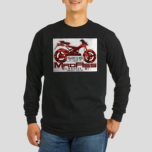 sachs madass Long Sleeve Dark T-Shirt
