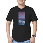 Determination Men's Fitted T-Shirt (dark)