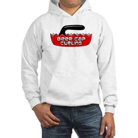 Beer Cap Curling - Hoodie