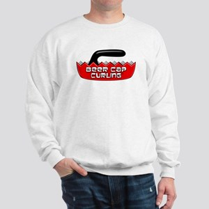 Beer Cap Curling - Sweatshirt