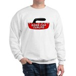 Beer Cap Curling - Sweatshirt