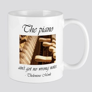 No Wrong Notes Mug