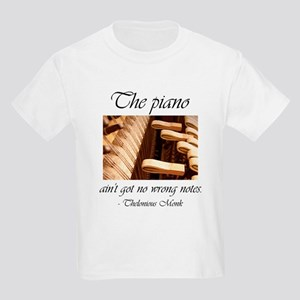 No Wrong Notes Kids Light T-Shirt