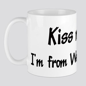 Kiss Me: Western Sahara Mug
