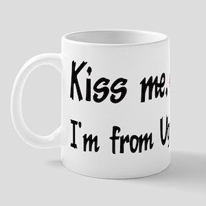 Kiss Me: Uganda Mug
