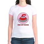 Red Hot Rocks - Jr. Ringer T-Shirt