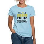 Trekkie Thing Women's Light T-Shirt