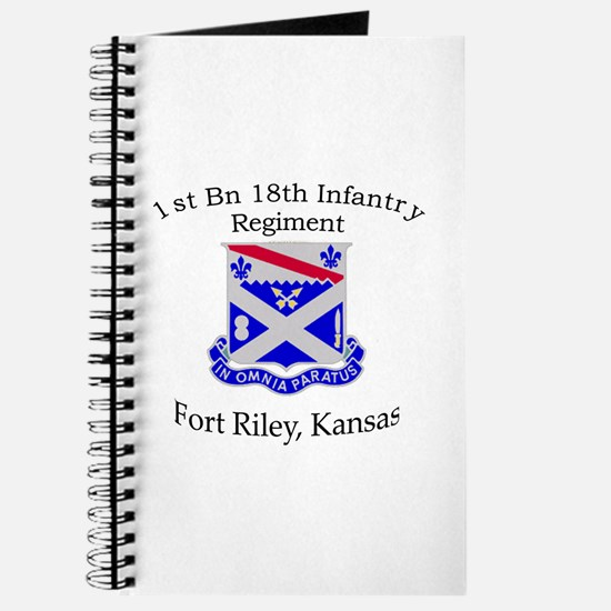 1st Bn 18th Infantry Journal