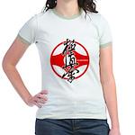 Kyokushin kanku Jr. Ringer T-Shirt