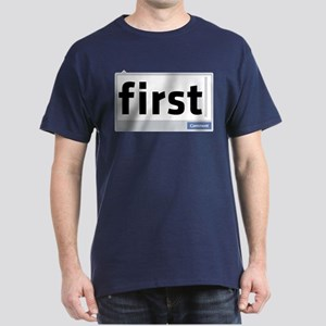 First Comment Dark T-Shirt