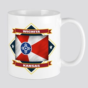 Wichita Flag Mug