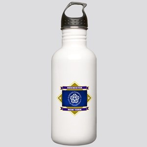 Rochester Flag Stainless Water Bottle 1.0L
